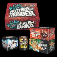 Mother Of Thunder  - Display Pack